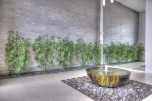 עיצוב בצמחייה מלאכותית